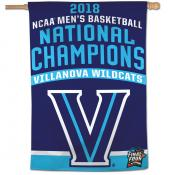 Villanova Wildcats 2018 National Championship House Flag