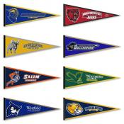 Massachusetts State Collegiate Athletic Pennants