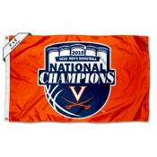 Virginia Cavaliers 2019 Final Four National Champions Large 4x6 Flag