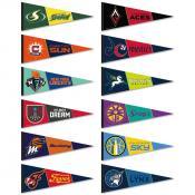WNBA Pennant Set