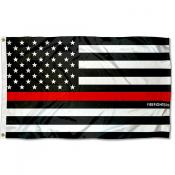 Firefighters Thin Line Flag