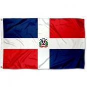 Dominican Republic Flag 3x5 Printed Flag