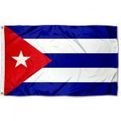 Cuba Flag 3x5 Printed Flag