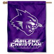 Abilene Christian University House Flag