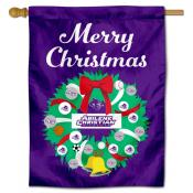 ACU Wildcats Happy Holidays Banner Flag