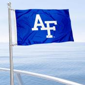 Air Force Falcons Boat and Mini Flag