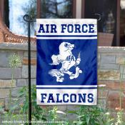 Air Force Falcons Garden Flag