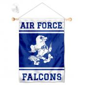 Air Force Falcons Window and Wall Banner