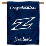 Akron Zips Congratulations Graduate Flag