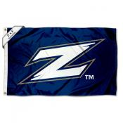 Akron Zips Small 2'x3' Flag