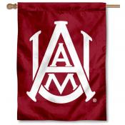 Alabama A&M University Banner Flag