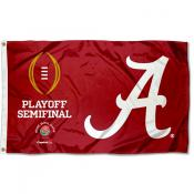 Alabama Crimson Tide 2020 College Football Playoff Flag