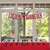 Alabama Crimson Tide Banner String Pennant Flags