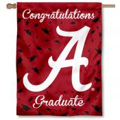 Alabama Crimson Tide Congratulations Graduate Flag
