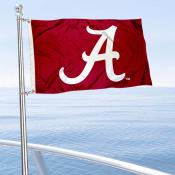 Alabama Crimson Tide Golf Cart Flag