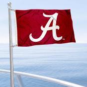 Alabama Crimson Tide Golf Cart Flag