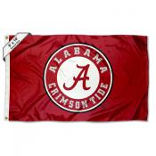 Alabama Crimson Tide Large 6'x10' Flag