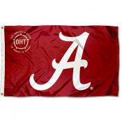 Alabama Crimson Tide Operation Hat Trick Flag