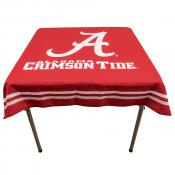 Alabama Crimson Tide Table Cloth