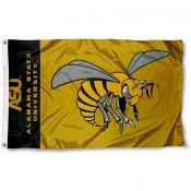 Alabama State Hornets 3x5 Flag