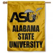 Alabama State Hornets House Flag