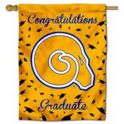 Albany State Golden Rams Congratulations Graduate Flag