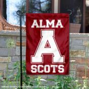 Alma Scots Garden Flag