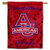American Eagles Congratulations Graduate Flag