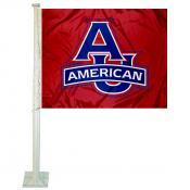 American Eagles Logo Car Flag