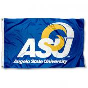 Angelo State University Rams Flag