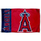 Angels Outdoor Flag