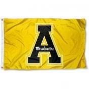 App State Gold Flag