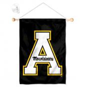 Appalachian State Mountaineers Banner with Suction Cup