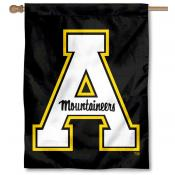Appalachian State Mountaineers Double Sided House Flag