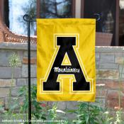 Appalachian State Mountaineers Gold Garden Flag