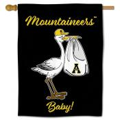 Appalachian State Mountaineers New Baby Flag