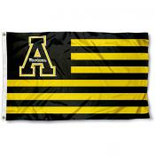Appalachian State University Striped Flag
