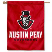 APSU Governors New Logo House Flag