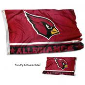 Arizona Cardinals Allegiance Flag