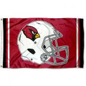 Arizona Cardinals New Helmet Flag