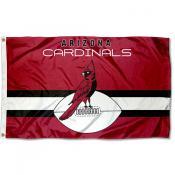 Arizona Cardinals Throwback Retro Vintage Logo Flag