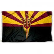Arizona State Sun Devils AZ State Flag