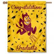 Arizona State Sun Devils Congratulations Graduate Flag