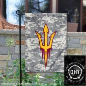 Arizona State Sun Devils Operation Hat Trick Garden Flag