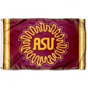 Arizona State Sun Devils Throwback Vault Logo Flag