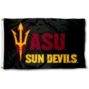 Arizona State University Black Flag