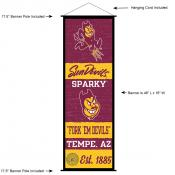Arizona State University Decor and Banner