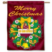 Arizona State University Holiday Flag