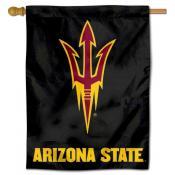 Arizona State University Pitchfork House Flag