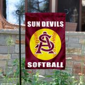 Arizona State University Softball Yard Flag
